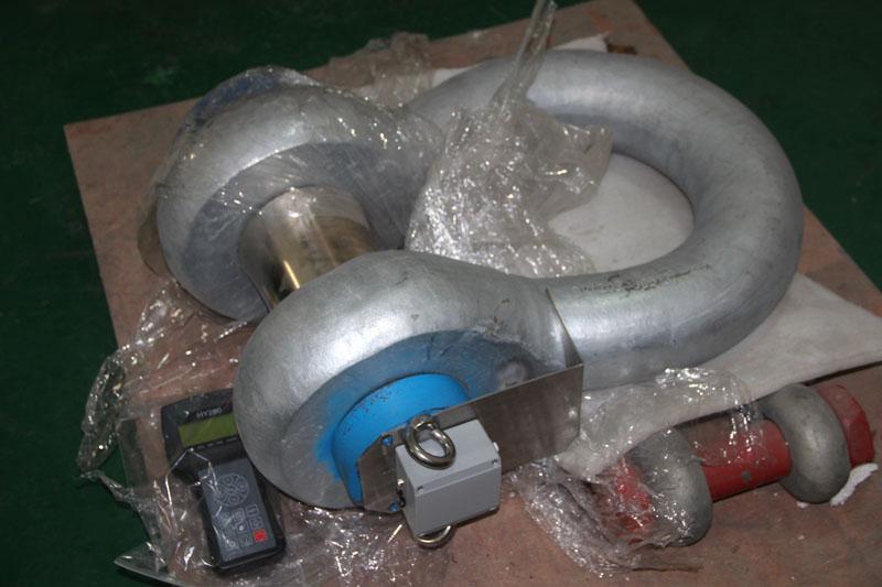 300T capacity wireless load shackles feedback good